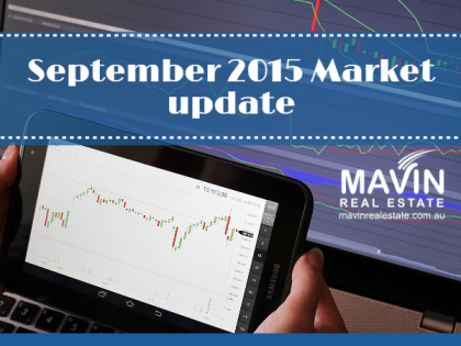 September 2015 Market Update Perth