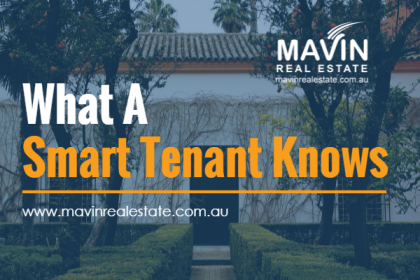 What a smart tenant knows