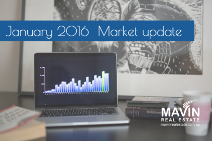January 2016  Market update
