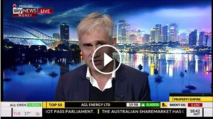 Tom Panos Interview on Sky News