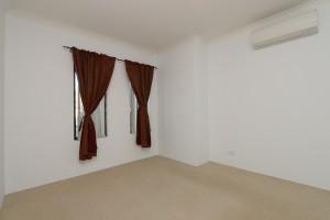 M bedroom empty